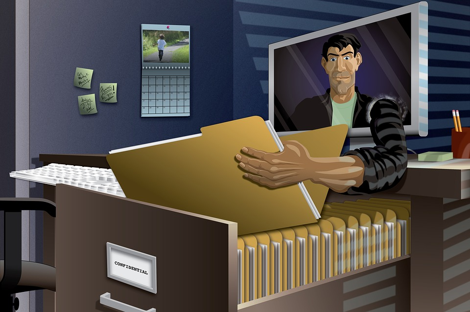 The Business Of Identity Theft